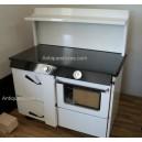 Ashland Deluxe Wood Coal Cook stove