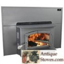 Mahogany Wood Burning Insert - SW3100